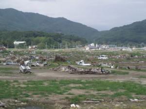 陸前高田の水田1